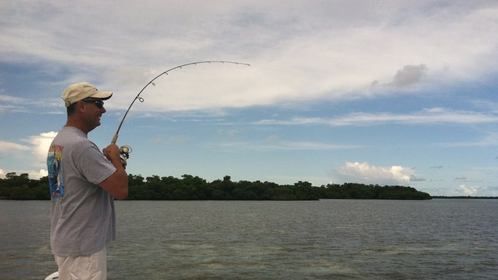 flats fishing for permit in Key West