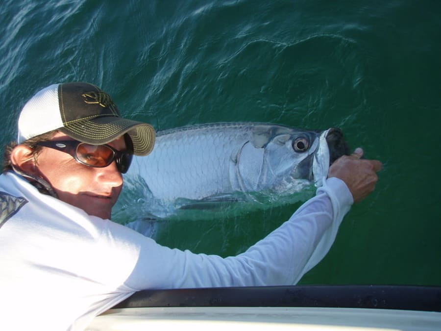 Florida Keys tarpon fly fishing