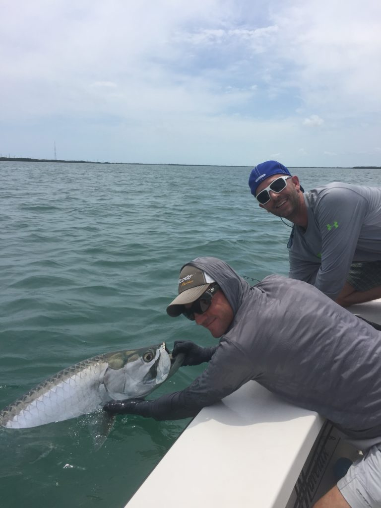 florida keys fly fishing guide Capt. Brandon Henley
