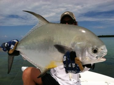 Florida Keys fly fishing permit guide